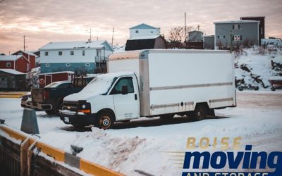 Tips For Moving During The Winter