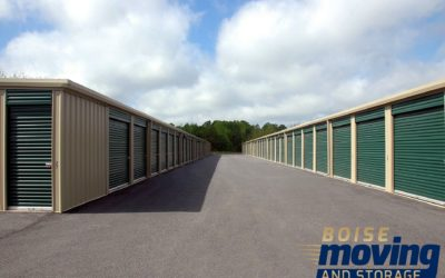 Benefits of Using Storage While Moving